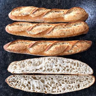 Picture of Baguette tradition