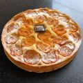 Picture of Tarte aux abricots 6p.