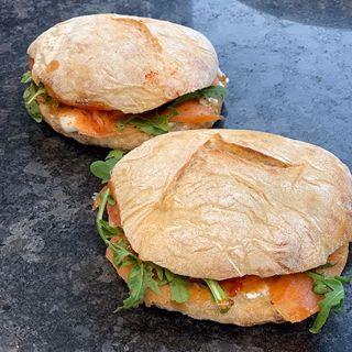 Picture of Sandwich Zalm